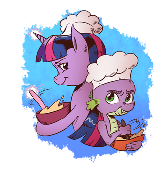 Put your muffin where your mouth is by saturdaymorningproj