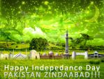 14 August Independence Day PAK by rameexgfx