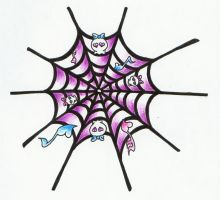 Jeannie's Web by mypetsally