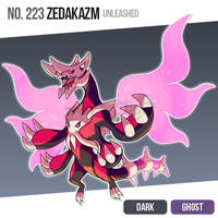 223 Zedakazm Unleashed by zerudez