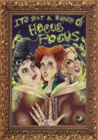 just a bunch of hocus pocus by tombirrellart