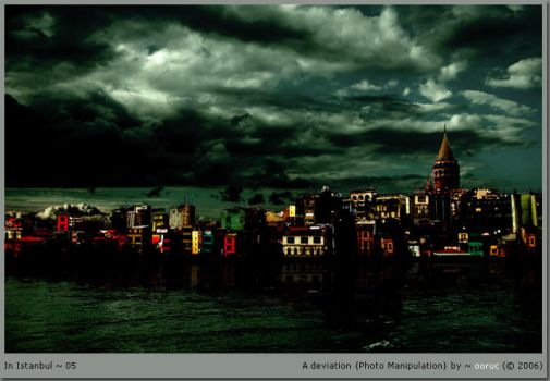 In Istanbul 05 by ooruc
