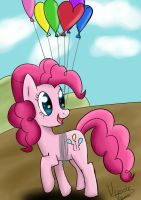 More Pinkie Pie by crhonox