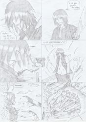 Manga for friend page 7 by XealXephnosse