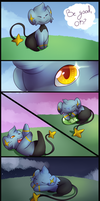 PKMN- :Payment: Playtime by Umbraling