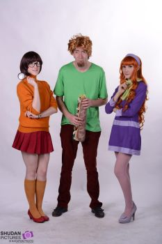 Scooby doo team ~ 2 by Lilouchann