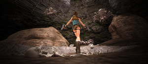 Spider's cave - Tomb Raider II by James--C