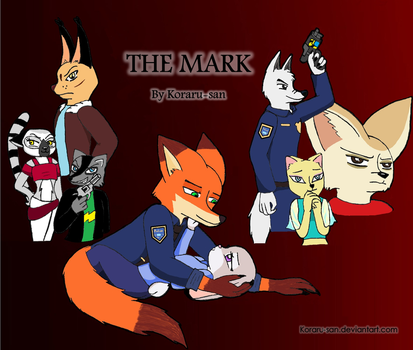 The Mark Cover by Koraru-san
