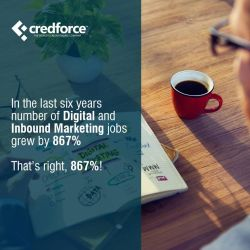 Growing opportunities in Digital Marketing by Credforce