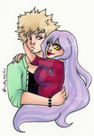Lovies: Raya and Bakugo by Jyinxe