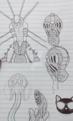 Old OC Concept Idea by TensaiProductionz