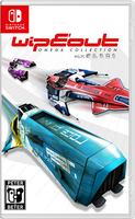 Wipeout Omega Collection Nintendo Switch Cover by PeterisBeter