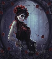 Dear Day of the Dead by DiosaEMR