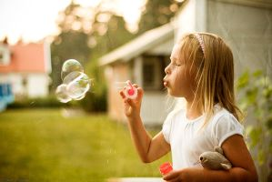 Bubbles by DWahlgren