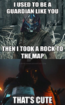 The truth about Cayde 6 Forsaken Edition by FrxPlanner