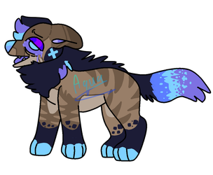 offer to adopt....i think (closed) by Aquatic-Abyss