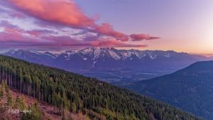 Whitehorse in the distance by PNWDronetography