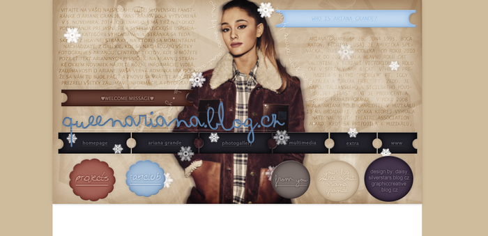 ORDERED DESIGN FT. ARIANA GRANDE by silverstars-graphic