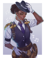 jazzy lucio by Xoue