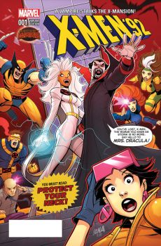 X-Men '92 #1 Variant Cover by DNA-1