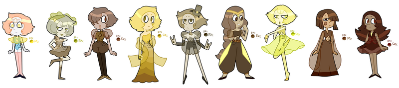 [CLOSED] Pearl challenge adopts by StarrSpice