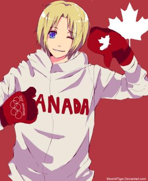 Smooth Move [ Canada x Reader ] by everybodyswishes on DeviantArt