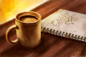 Coffee by Mariana-S
