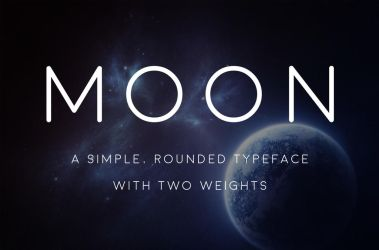 MOON - Free Font by PxlizMag