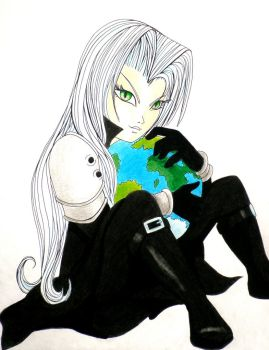 My world by Mis--Kitty