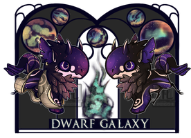 Dwarf Galaxy by Thalliumfire