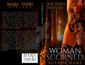 A Woman Scorned Premade Cover