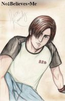 Leon S Kennedy by No1Believes-Me
