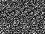 Stereogram: Smiley by leonbloy
