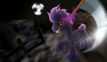 Nightmare Night... What a Fright... by equinepalette