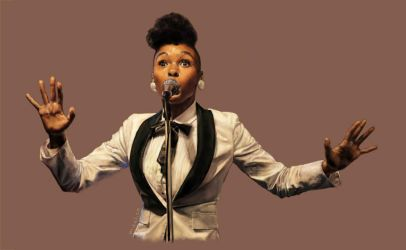 MUSIC: Janelle Monae, 2011 by mani-co