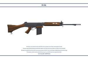 FN FAL 1 by WS-Clave
