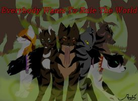 Warrior Cats Villains  by EmpressLuciferia