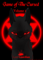 Game of The Cursed Volume 1 Cover .:Remastered:. by lunarxCloud