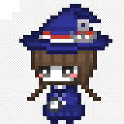 Wadanohara and the Great Blue Sea Cursor Pack by cademon1