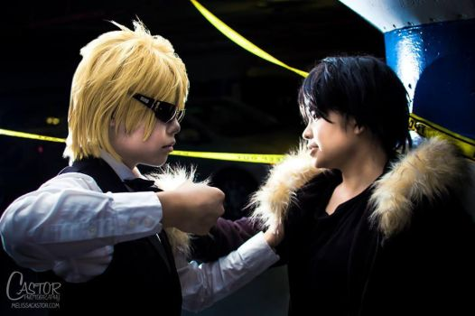 Hit Me with Your Best Shot Shizu-Chan by AoiGetsueiAwai