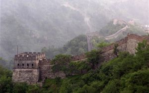 The Great Wall of China by vivera9