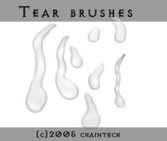 Tear brushes by chaintech