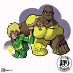 Denfenders from Netflix and Marvel by haroldgeorge-gsting