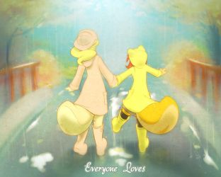 Everyone Loves by CookingPeach