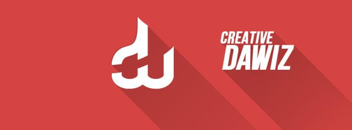 Personal Logo  Facebook Cover by daWIIZ