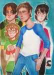 Voltron Squad by Krepf