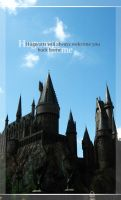 Hogwarts by Nyctale