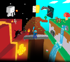 Wondercraft Style Drawing 1 by dillpickles12293