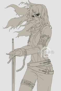 Patreon - lineart by shilin