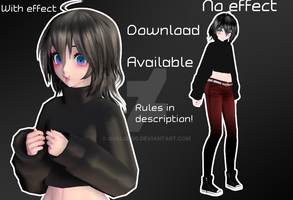 [MMD|DL] Stella [Download available] by o0Glub0o